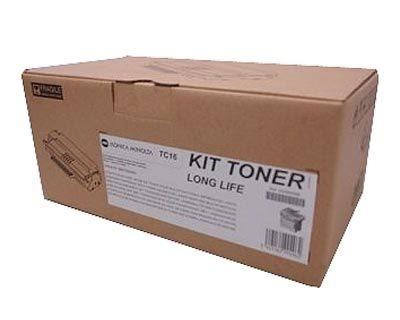 Konica-Minolta Toner schwarz für 1600F, 9967000465