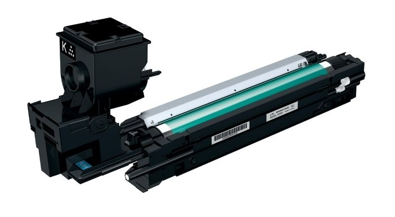 Konica-Minolta Toner schwarz XL, A0WG02H