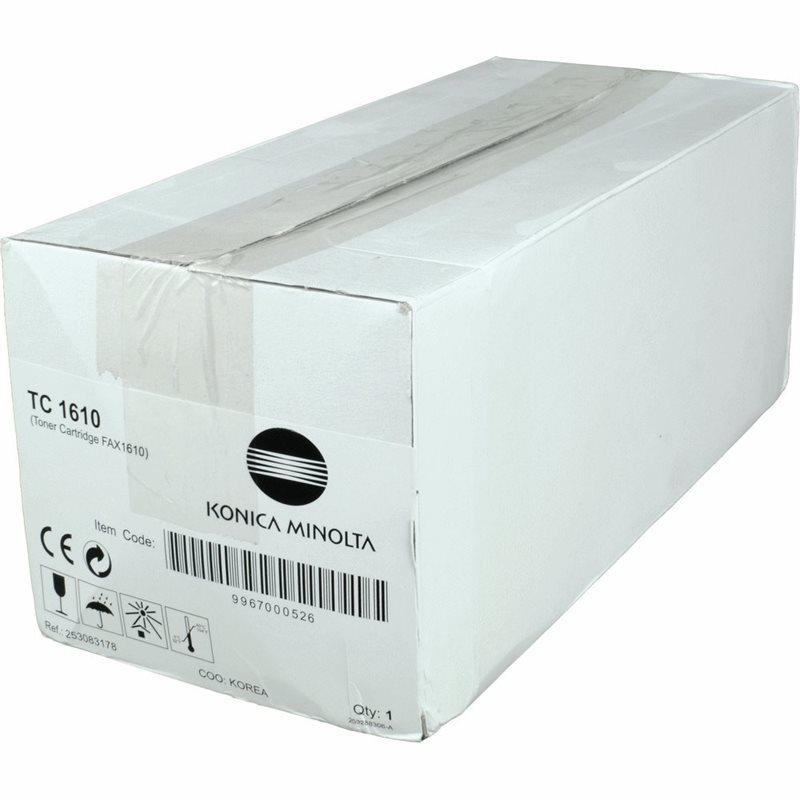 Konica Toner für Fax 1610