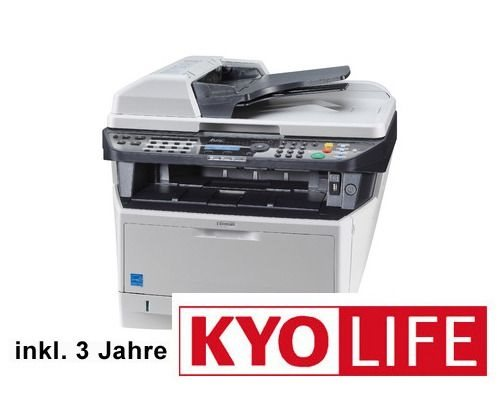 Kyocera FS-1030MFP-DP-KL3 Mono-Laserdrucker A4