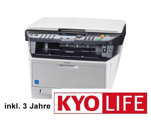 Kyocera FS-1030MFP-KL3 Mono-Laserdrucker A4