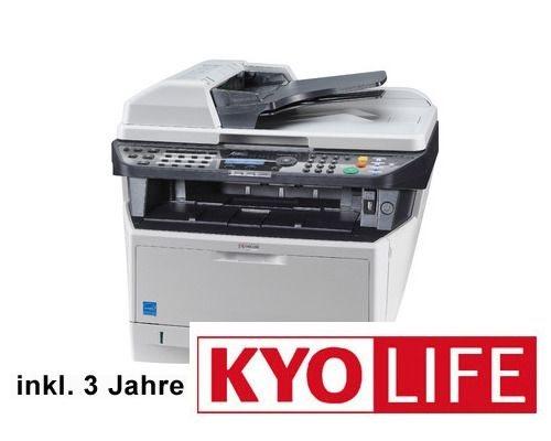 Kyocera FS-1130MFP-KL3 Mono-Laserdrucker A4