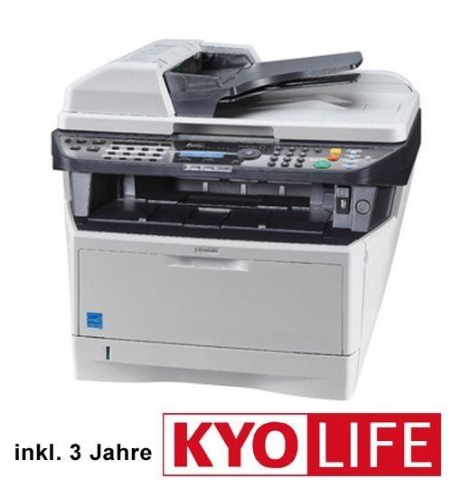 Kyocera FS-1135MFP-KL3 Mono-Laserdrucker A4