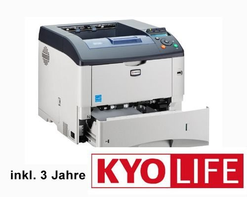 Kyocera FS-4020DN/KL3 Laserdrucker s/w  DIN A4