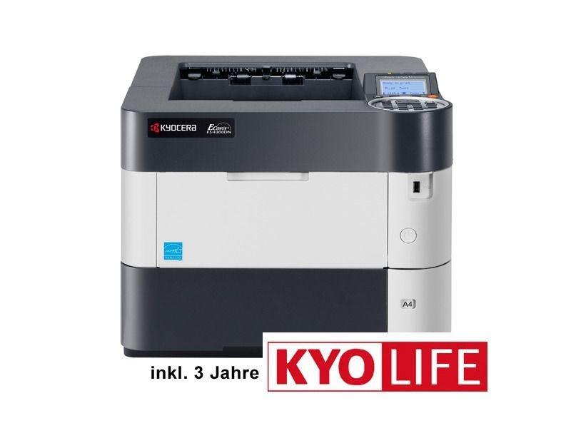 Kyocera FS-4300DN/KL3 Laserdrucker