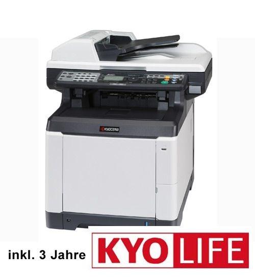 Kyocera FS-C2026MFP/KL3 Color-Multifunktionsgerät
