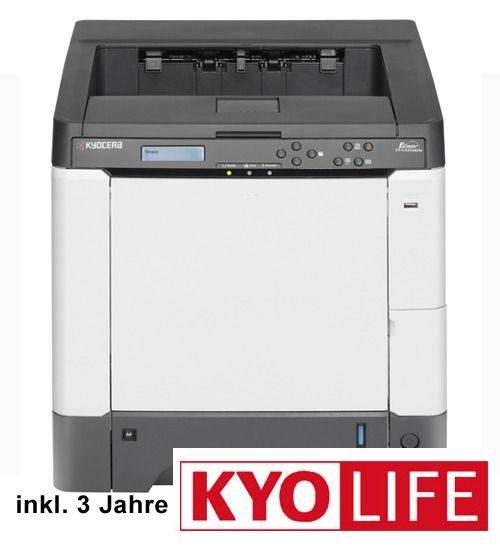 Kyocera FS-C5250DN-KL3 Farblaserdrucker  DIN A4
