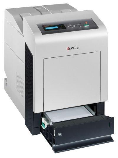 Kyocera FS-C5350DN Farblaserdrucker  DIN A4