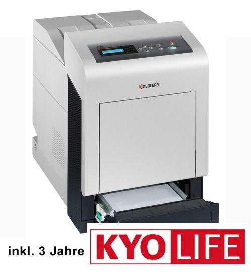Kyocera FS-C5350DN/KL3 Farblaserdrucker  DIN A4