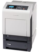 Kyocera FS-C5400DN Farblaserdrucker  DIN A4