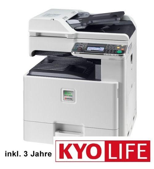 Kyocera FS-C8025MFPKL3FAX Farb-MFP A3