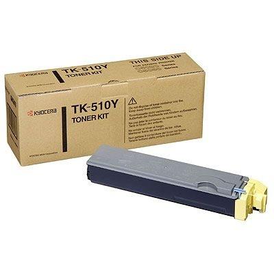 Kyocera-Mita Toner gelb, TK-510Y
