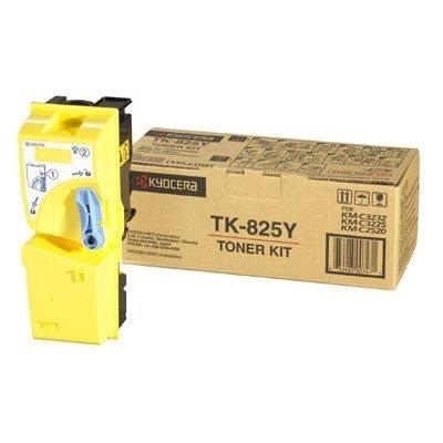 Kyocera-Mita Toner gelb, TK-825Y