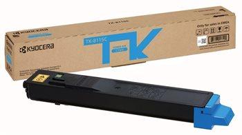 KYOCERA Original - TK 8115C Toner cyan -  1T02P3CNL0