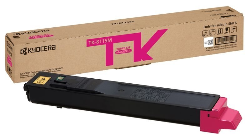 KYOCERA Original - TK 8115M Toner magenta -  1T02P3BNL0