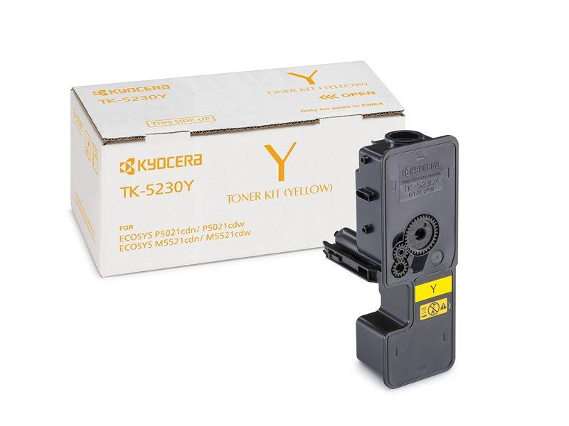 KYOCERA Original - Toner gelb - TK5230Y