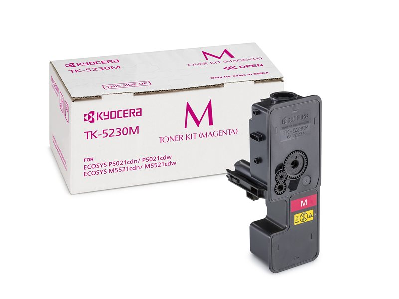 KYOCERA Original - Toner magenta - TK5230M