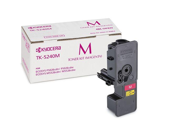 KYOCERA Original - Toner magenta TK5240M