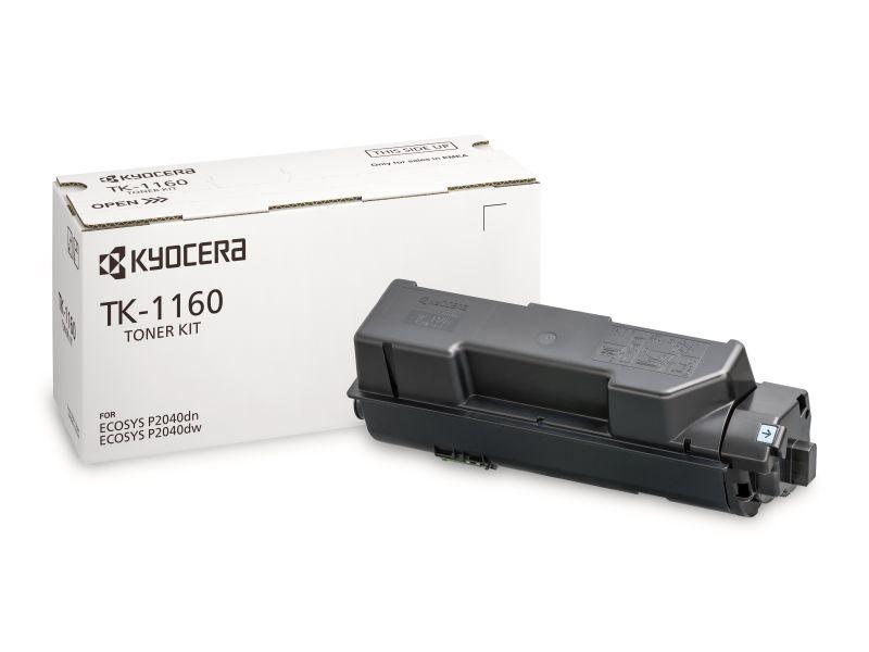 KYOCERA Original - Toner schwarz TK1160