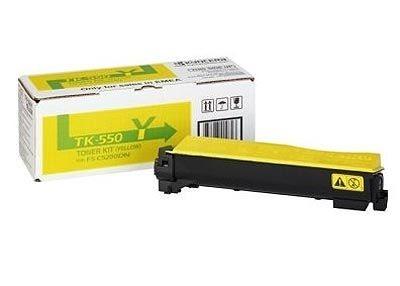 Kyocera Toner-Kit gelb für FS-C5200DN, TK-550Y