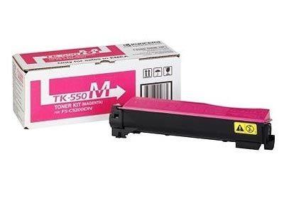Kyocera Toner-Kit magenta für FS-C5200DN, TK-550M