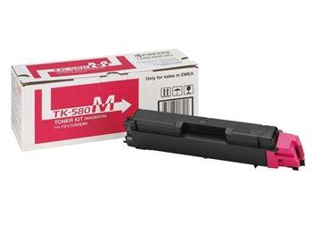 Kyocera Toner-Kit magenta für FS-C5150DN, TK-580M