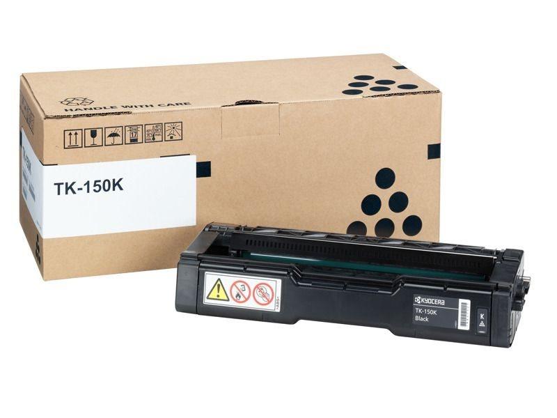 Kyocera Toner Kit schwarz für FS-C1020MFP, TK-150K