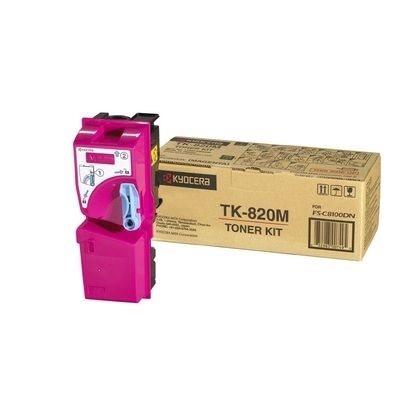 Kyocera Toner magenta für FS-C8100DN, TK-820M