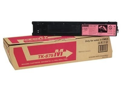 Kyocera Toner magenta für Taskalfa 550c, TK-875M
