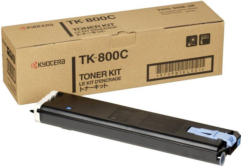 Kyocera Toner Original für FS-C8008N, cyan