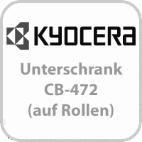 Kyocera Unterschrank CB-472 für FS-6025/6030MFP