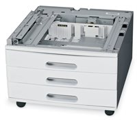 Lexmark 3x520-Blatt-Zuführung