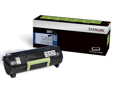 Lexmark 500UA Toner schwarz - 50F0UA0