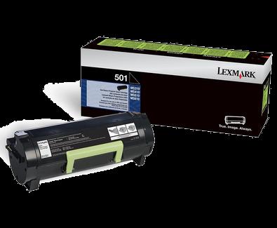 Lexmark 502X Rückgabe-Toner schwarz - 50F2X00