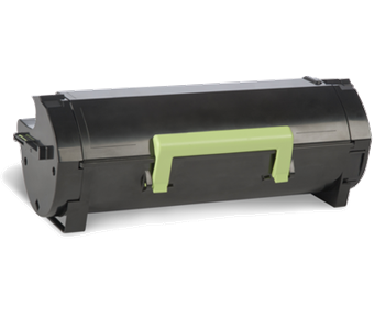 Lexmark 602X Rückgabe-Toner schwarz - 60F2X00