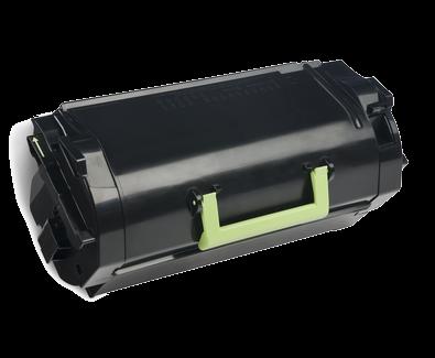Lexmark 622X Rückgabe-Toner schwarz - 62D2X00