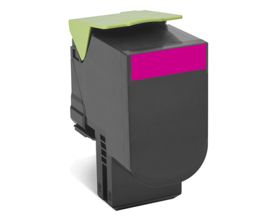 Lexmark 802HM Rückgabe-Toner magenta - 80C2HM0