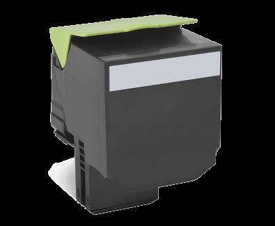 Lexmark 802XK Rückgabe-Toner schwarz - 80C2XK0