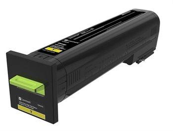 Lexmark Extra HC Rückgabe-Tonerkassette Gelb