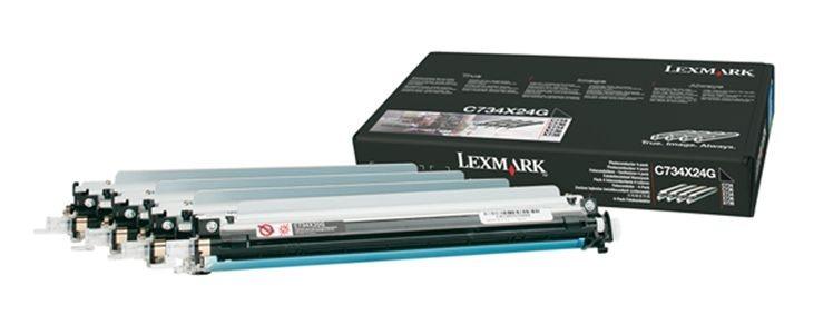 Lexmark Fotoleiter 4er-Pack für C734N, C734X24G