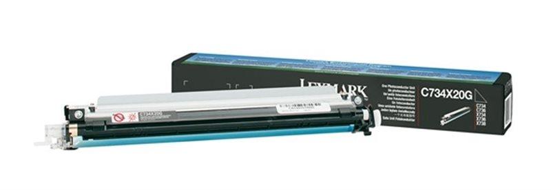 Lexmark Fotoleiter - C734X20G - Cyan