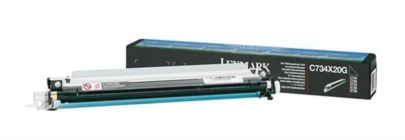 Lexmark Fotoleiter - C734X20G - Gelb