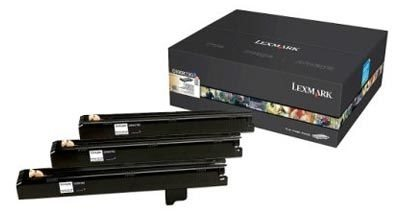 Lexmark Fotoleiter-Kit 3-er Pack (C/M/Y) für C935