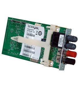 Lexmark MarkNet Fiber Ethernet 100BaseFX, 10BaseFL