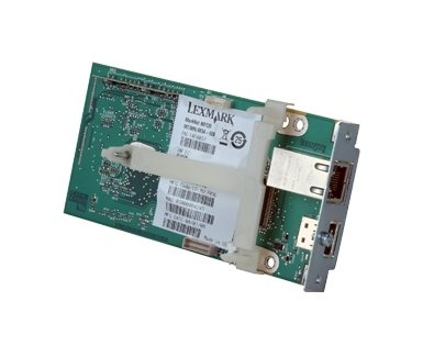Lexmark MarkNet N8120 Gigabit Ethernet Printserver