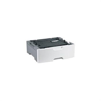 Lexmark Medienschacht - 650 Blätter in 2 Schubladen - 42C7650