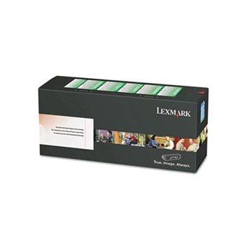 Lexmark Original - Extra HC Toner magenta - C242XM0