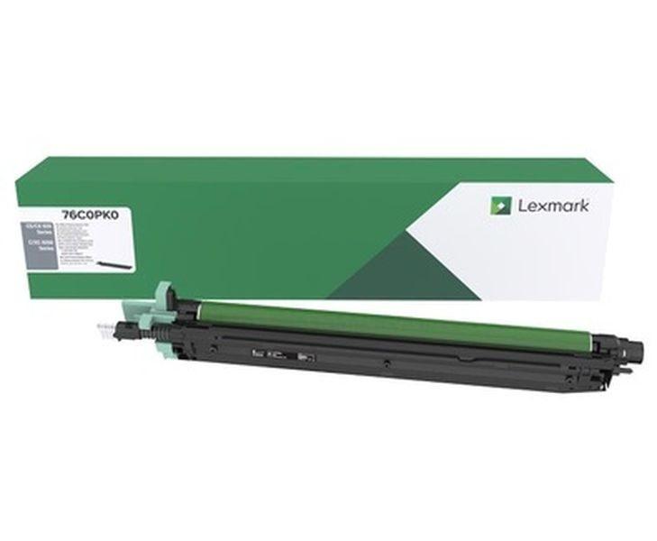 Lexmark Original - Bildtrommel schwarz -  76C0PK0