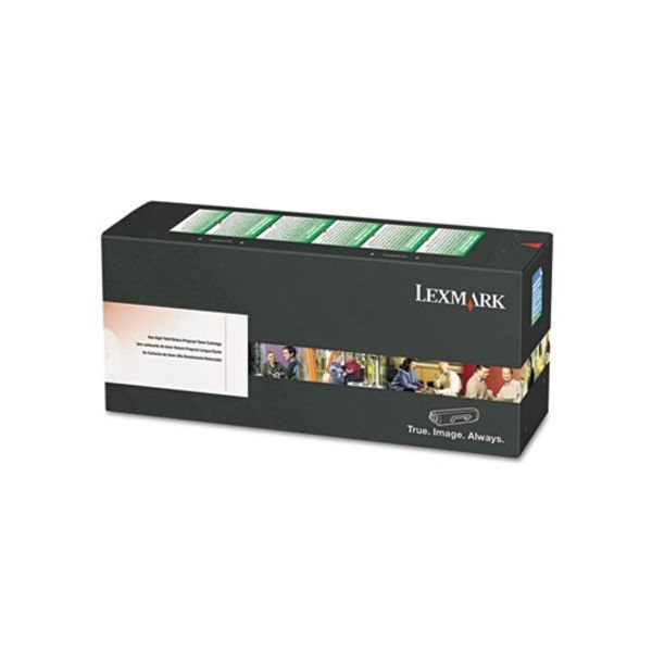 Lexmark Original - Extra HC Toner cyan - C242XC0