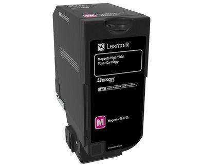Lexmark Original HC Toner magenta